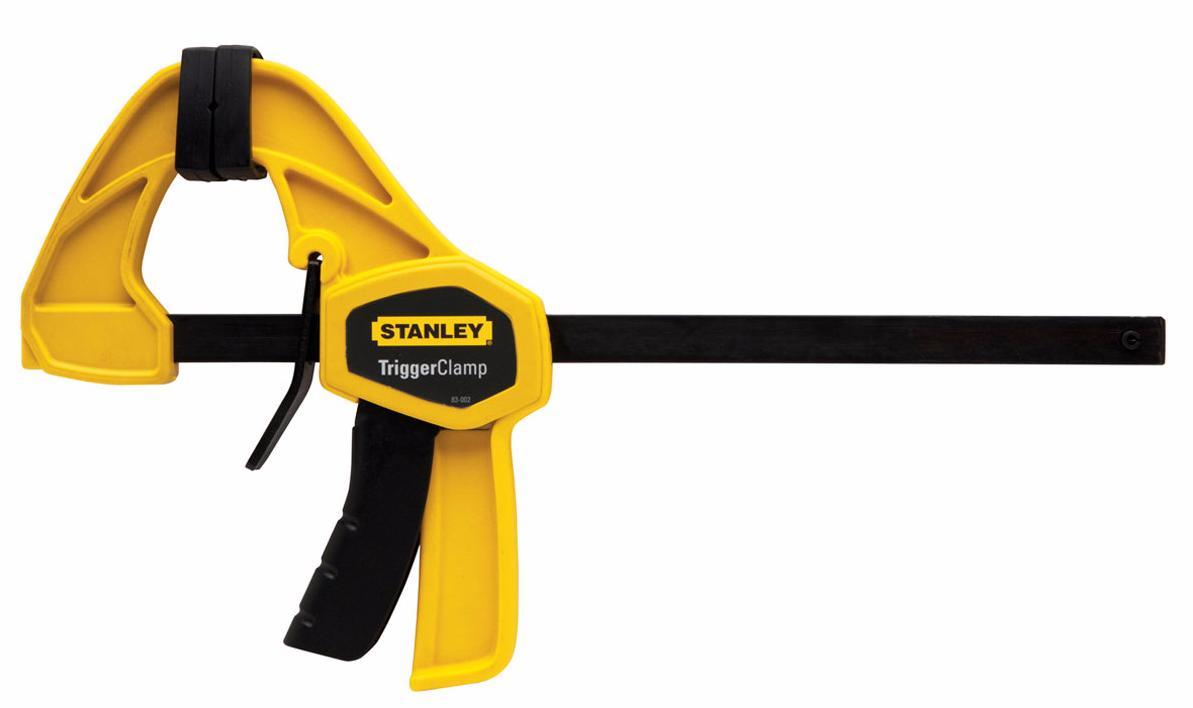 Stanley (0-83-002) - струбцина триггерная быстрозажимная 75х150 мм