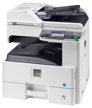 Kyocera FS-6525MFP (1102MX3NL2) - �������� ��� (White)