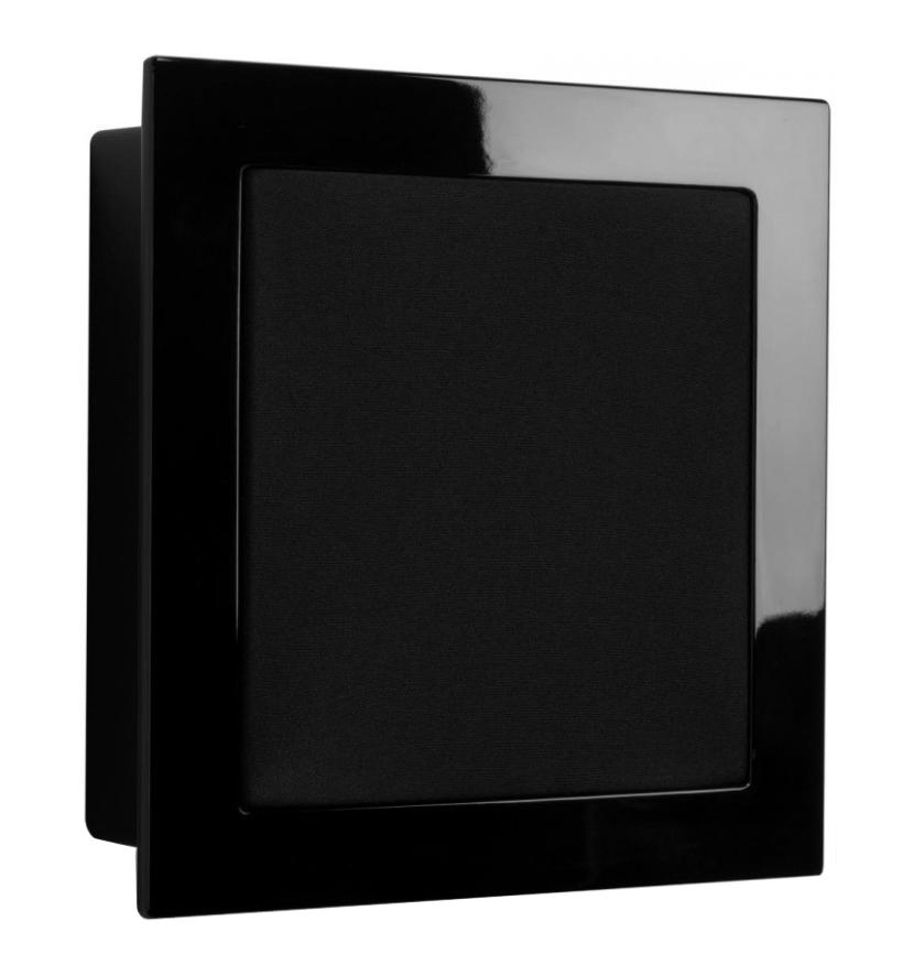 Monitor Audio Soundframe 3 On Wall - настенная акустическая система (Black)