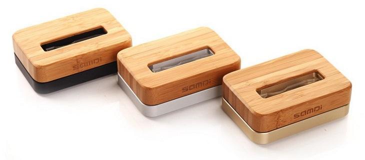 Samdi - док станция для iPhone 5s/6 (Gold)