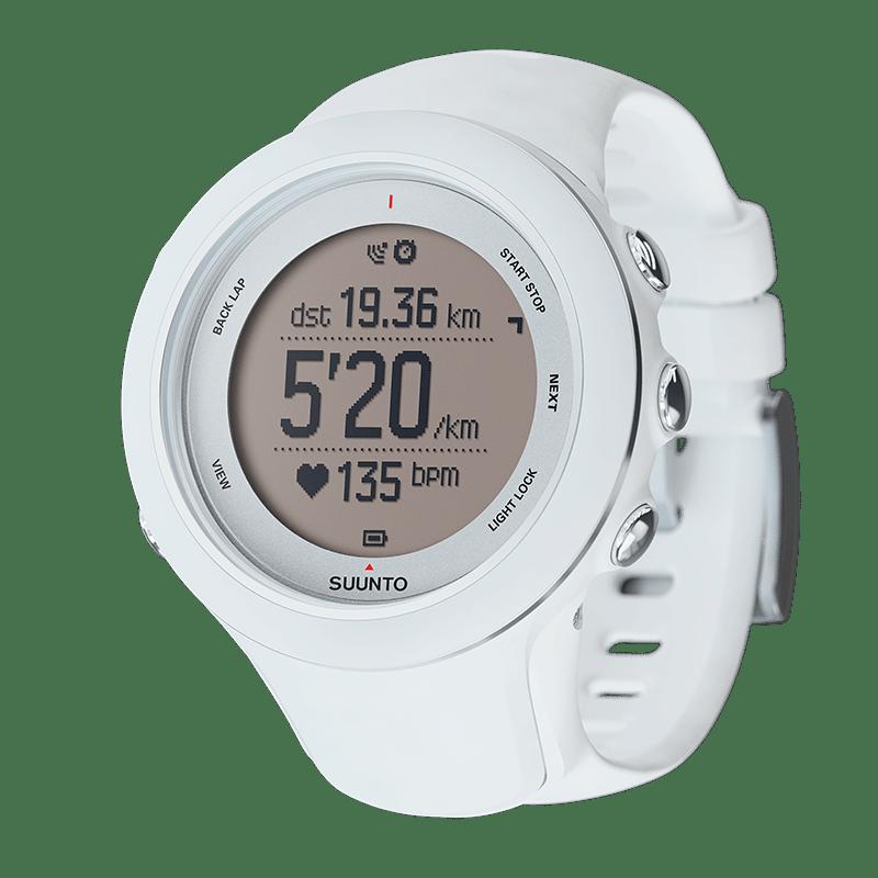 Suunto Ambit 3 Sport (SS020683000) - спортивные часы (White)