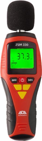 Ada Zsm 330 (А00415) - измеритель уровня шума  цены