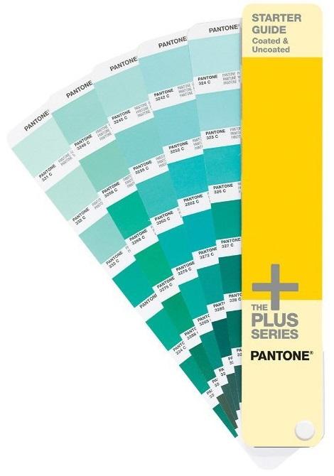 Pantone Starter Guide (GG1511) - цветовой cправочник