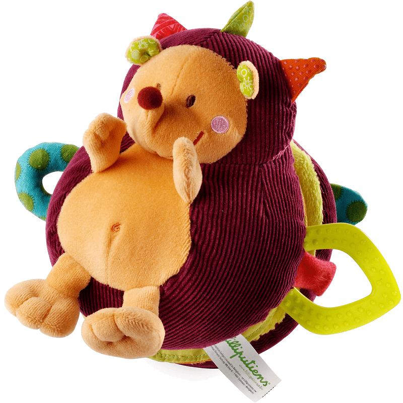 Lilliputiens Ежик Симон: развивающая игрушка (86245)