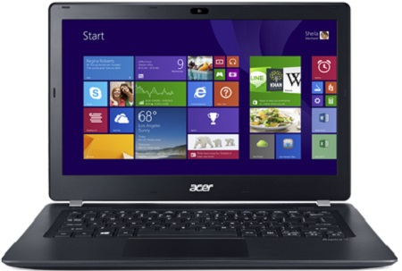 Ноутбук Acer Aspire V3-371-31C2 13.3'', Intel Core i3-4005U 1.7GHz, 4GB, 500GB HDD (NX.MPGER.009)