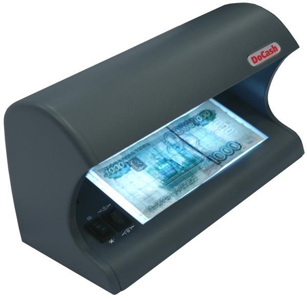 DoCash 525 (786) - УФ детектор банкнот
