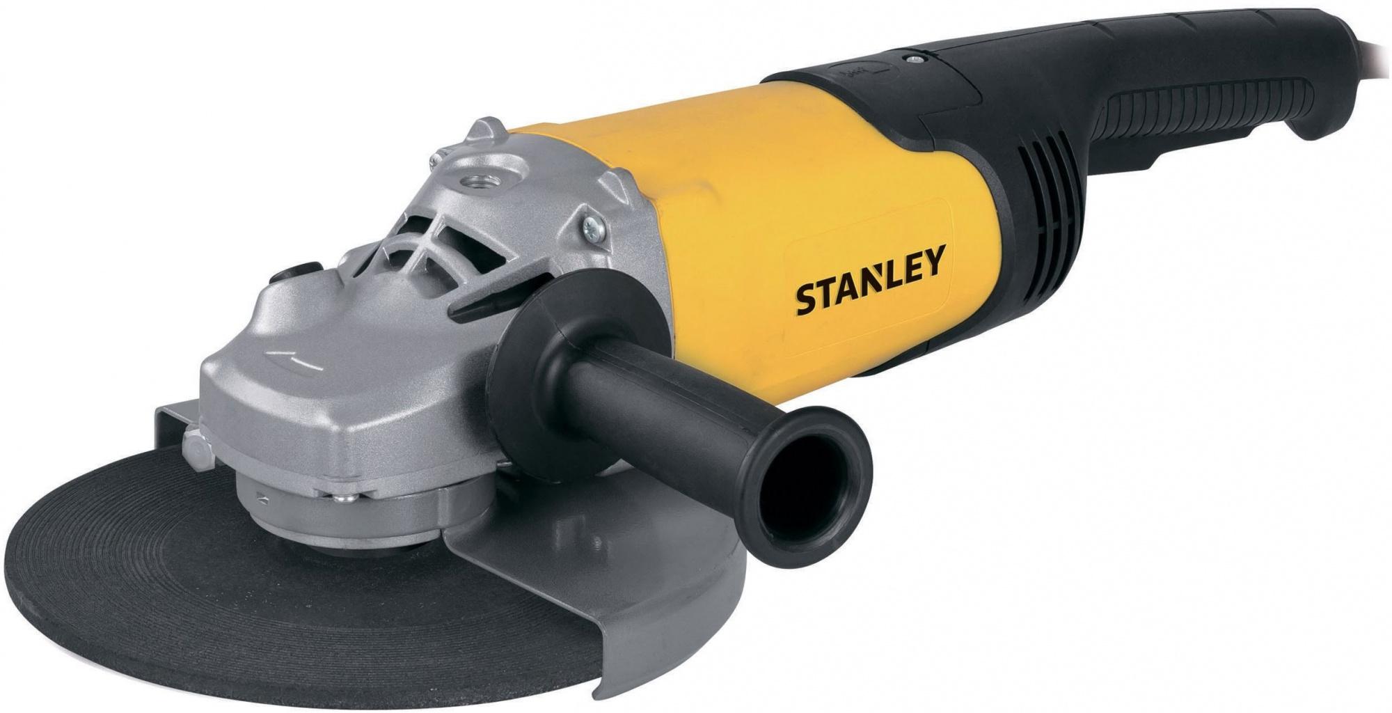 Stanley STGL2223-RU - угловая шлифмашина (Yellow)Угловые шлифовальные машинки (Болгарки)<br>Шлифмашина угловая<br>