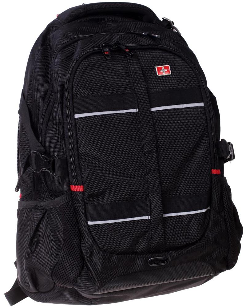 "Continent BP-302 - рюкзак для ноутбука 16"" (Black)"