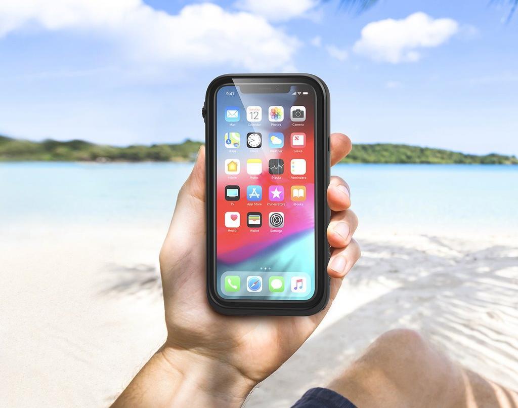 Чехол Catalyst Waterproof (CATIPHOXBLKM) для iPhone XR (Stealth Black)