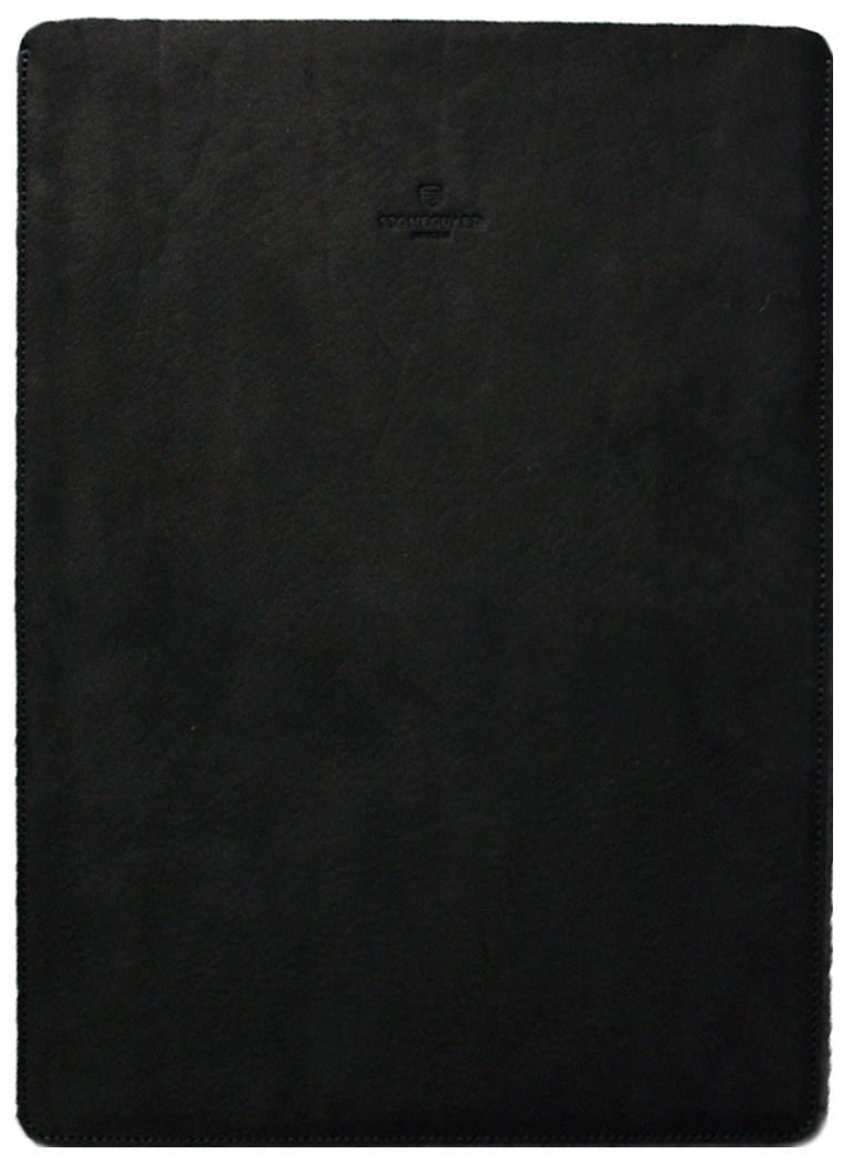 Stoneguard 511 (SG5110804) - кожаный чехол для MacBook Pro 15 Retina (Black)