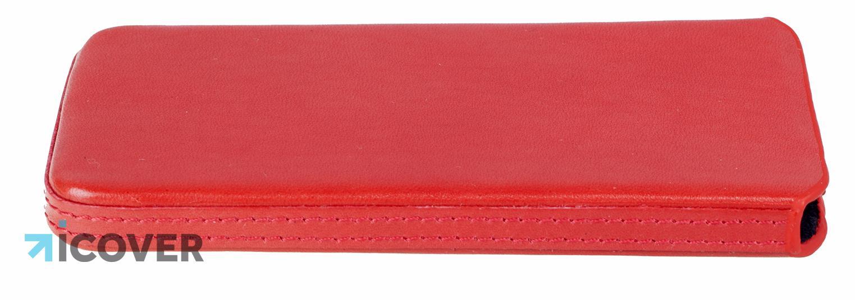 Чехол-карман Heddy SoftSlim (HD-S-A-5SE-13-09) для iPhone 5/5S/SE (Red)