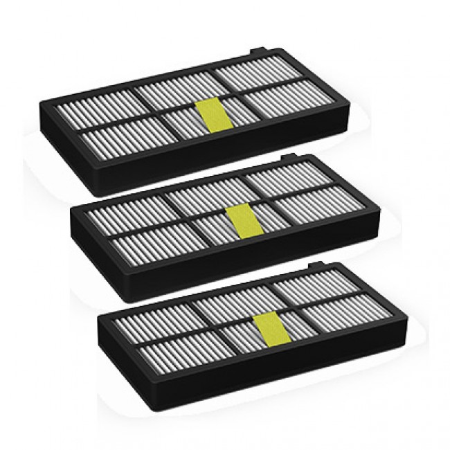 iRobot Filter Kit 3-Pack for 800 Series (4415864) - набор фильтров для Roomba 800 серии
