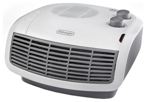 DeLonghi HTF 3031 - настольный тепловентилятор (White)