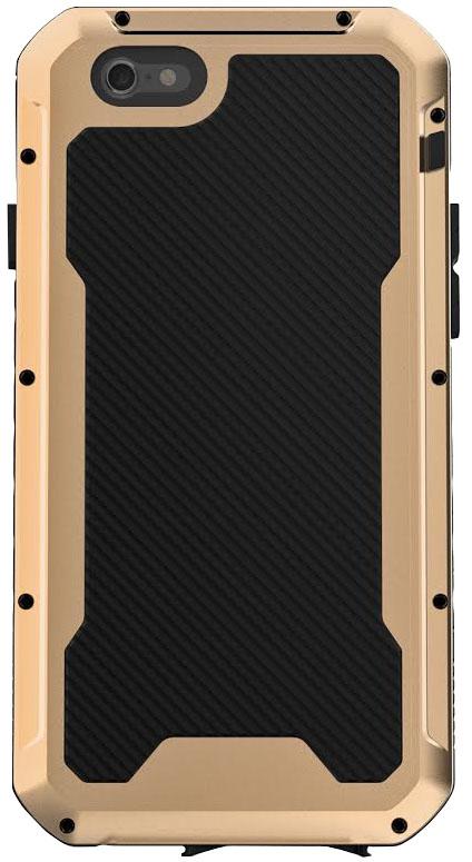 Amira Phone Extreme - влагозащитный чехол для iPhone 6/6S (Gold)