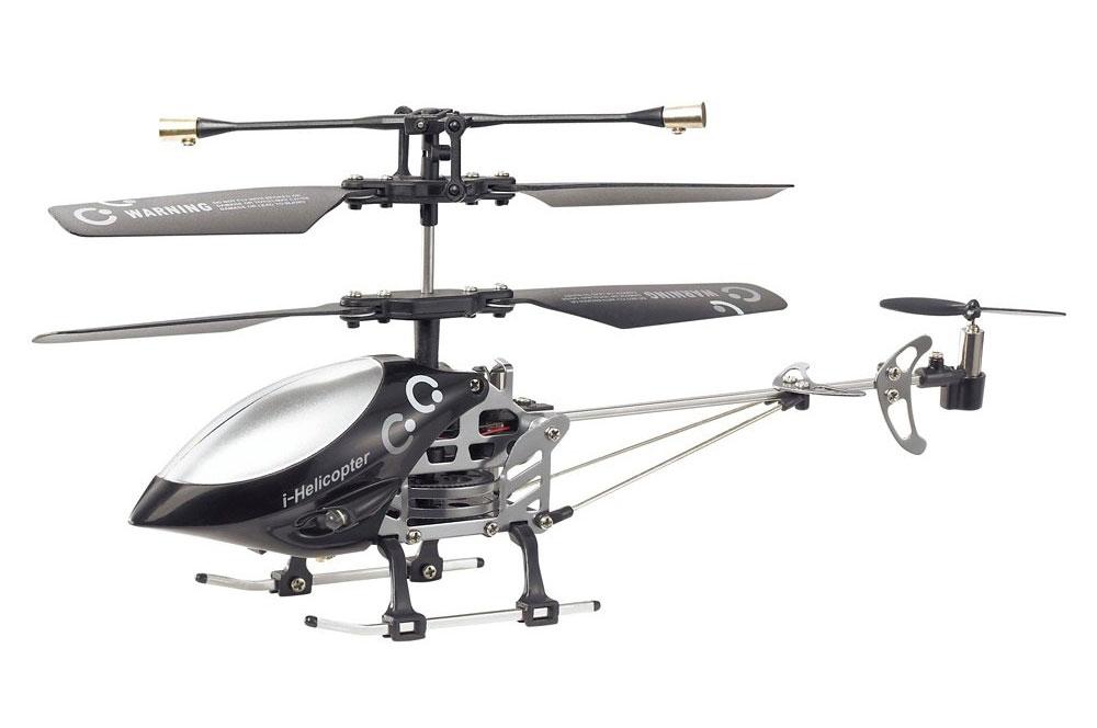 I-Helicopter HC-777-172 - радиоуправляемый вертолет (Black)