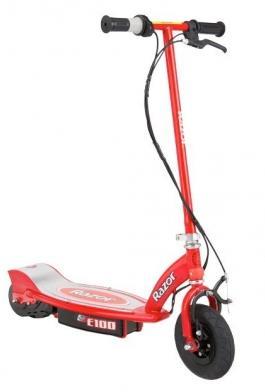 Razor E100 (10101) - электросамокат (Red)