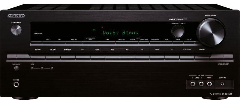 Onkyo TX-NR545 - AV-ресивер (Black)