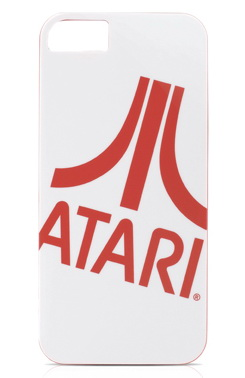 Gear4 Atari (ICAT501G) - чехол для iPhone 5/5S/SE (Red/White)