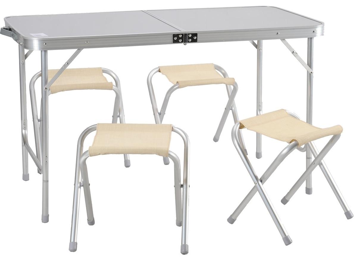 Green Glade М5102 - набор мебели для пикника (Silver) от iCover
