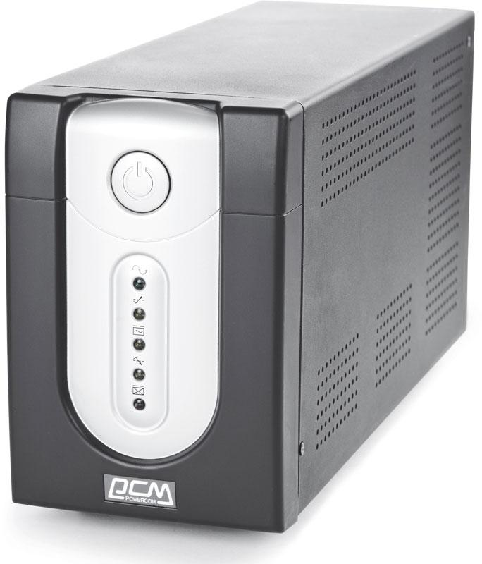 Powercom IMP-1025AP (671477) - источник бесперебойного питания (Black/Silver)