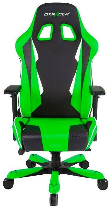 DXRacer Spacious OH/SK28/NE - компьютерное игровое кресло (Green)