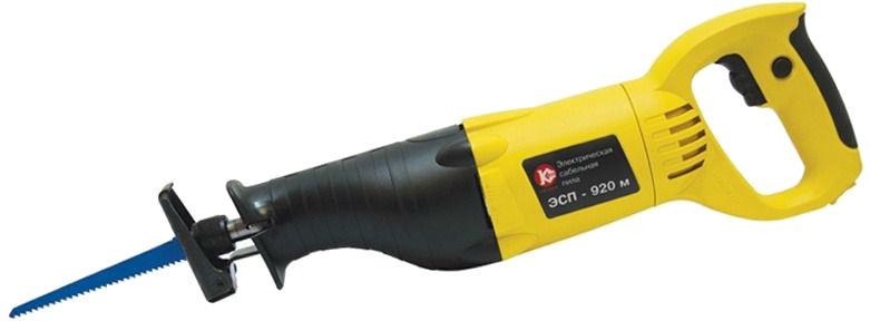 Калибр ЭСП-920М (10412) - сабельная пила (Yellow)