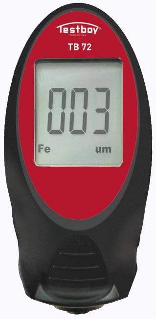 Testoboy TB 72 - толщиномер (Red)