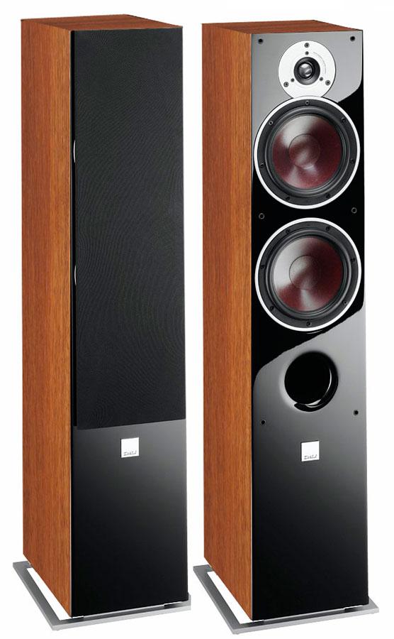Dali Zensor 7 (20884) - напольная акустическая система (Light Walnut)