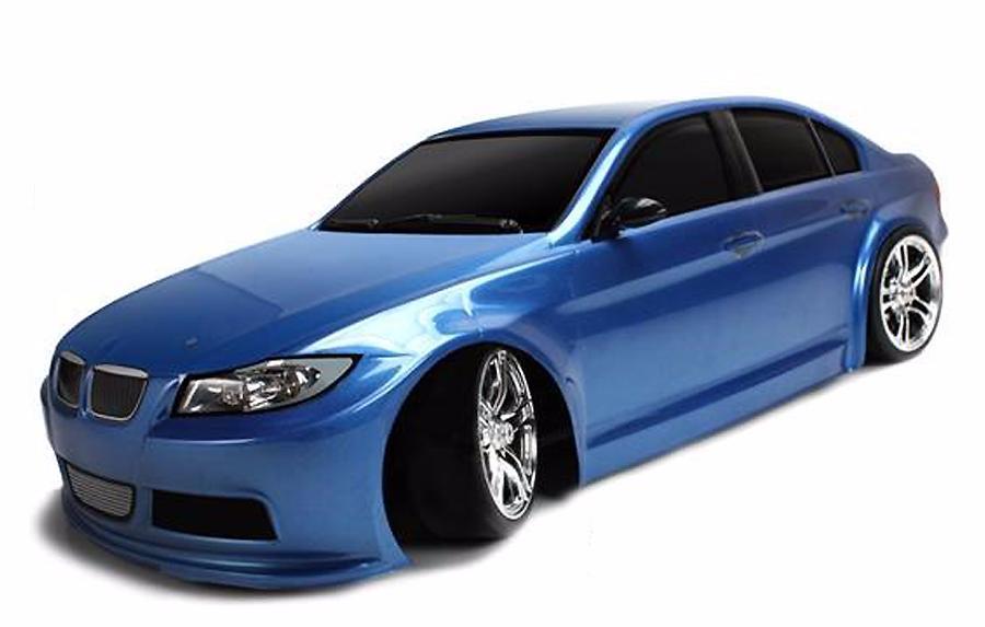 Team Magic E4D BMW 320 1:10 - радиоуправляемый автомобиль (Blue)