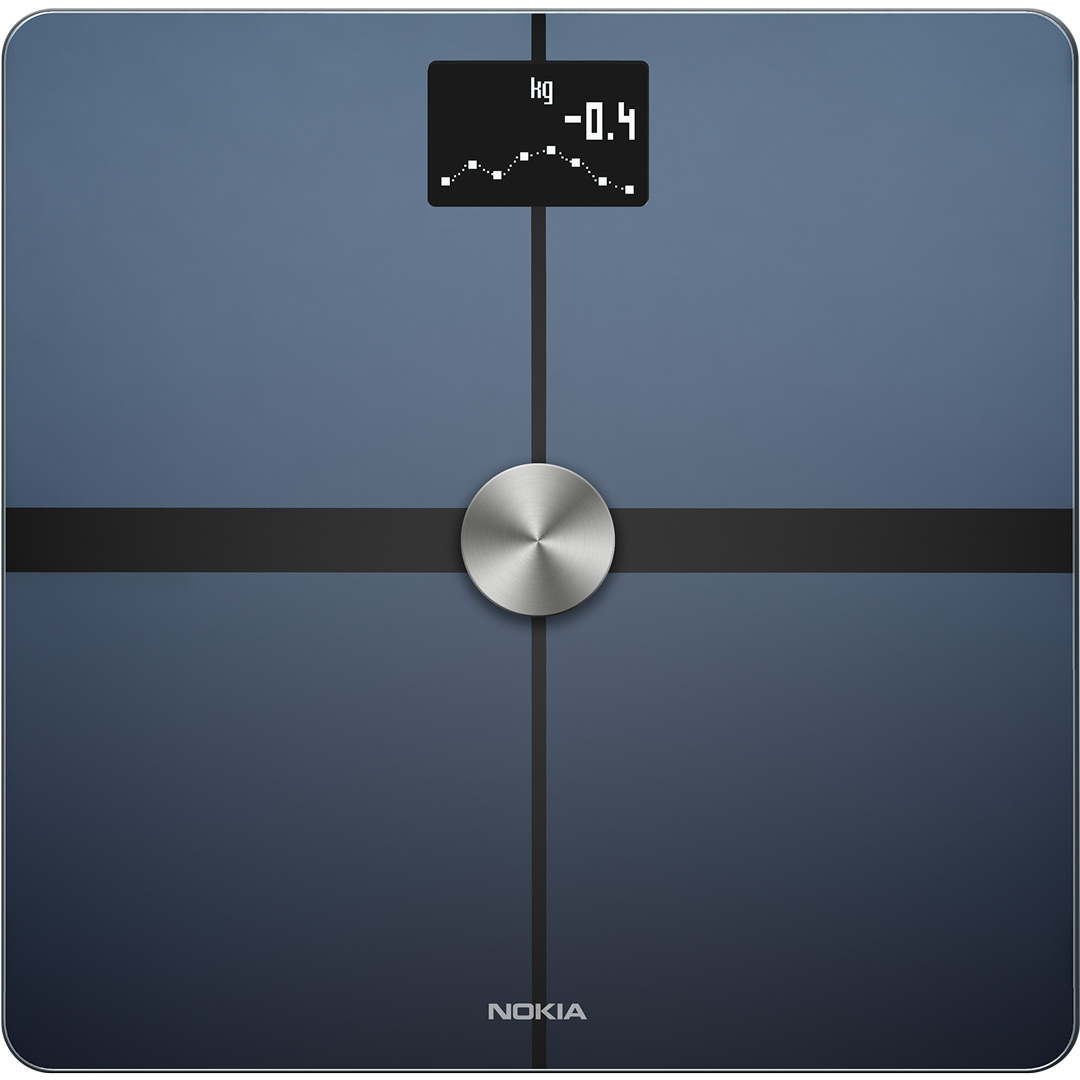 Nokia Body + Scale - умные весы (Black)