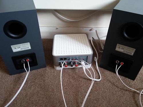 Sonos Connect: AMP