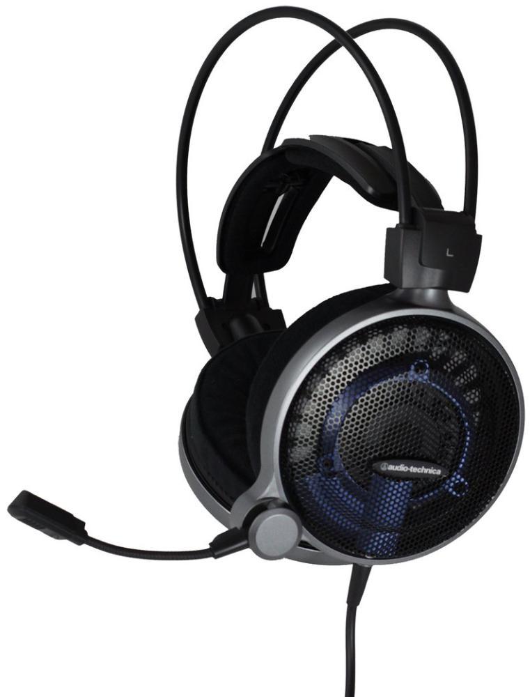 Audio-Technica ATH-AG1X - игровая Hi-Fi гарнитура (Black)