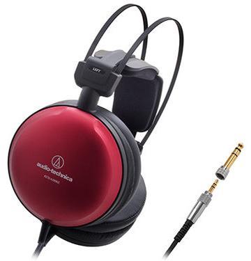 Audio-Technica ATH-A1000Z  - полноразмерные наушники (Red)
