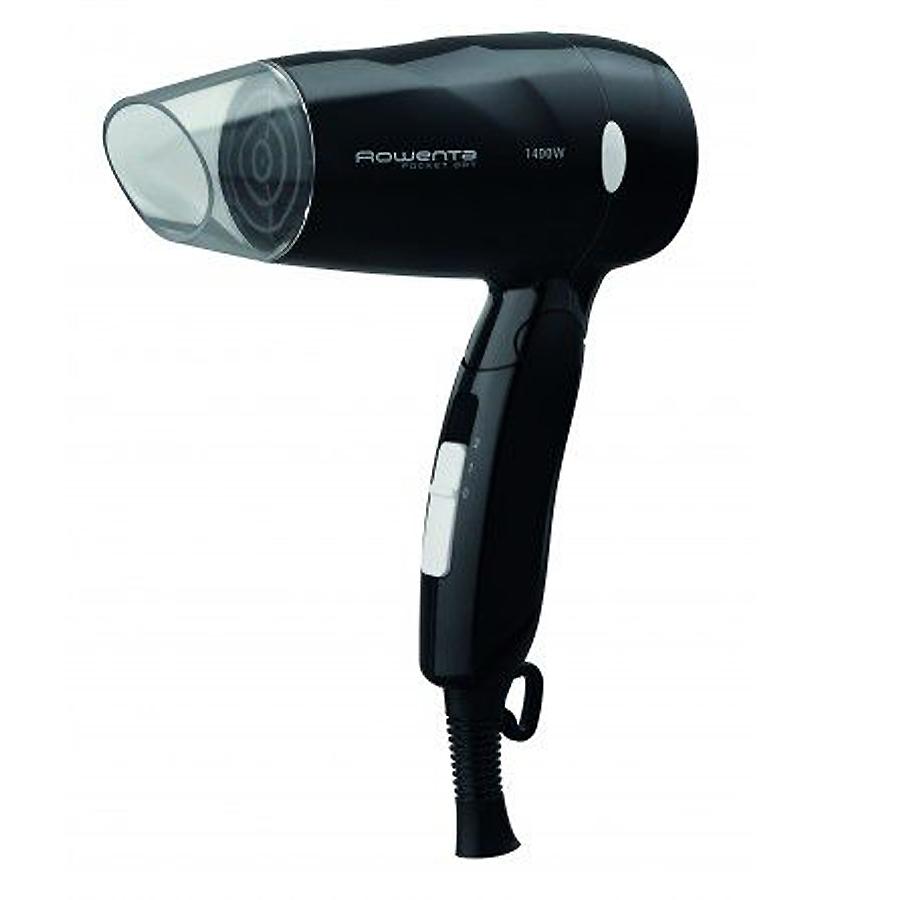 Rowenta Pocket Dry (CV 1510F0) - фен для волос (Black)