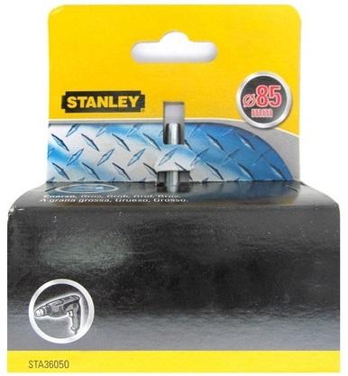 Stanley 36050-XJ - щетка чашечная стальная для дрели D85 мм