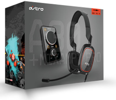Astro Gaming A30 (3AS30-HBU9N-080) + MixAmp Pro