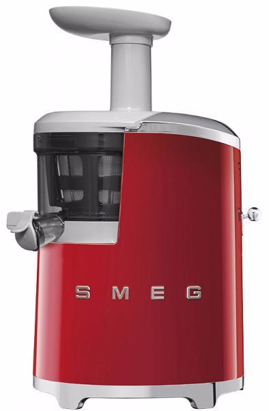 Smeg SJF01RDEU - шнековая соковыжималка (Red)