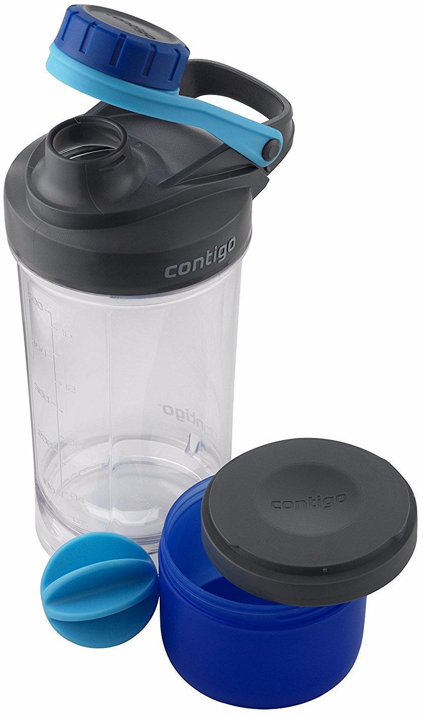 Contigo Shake&Go FIT (contigo0649) - фитнес-бутылка (Blue)
