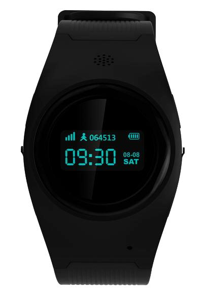 MyRope R11 - детские умные часы (Black)