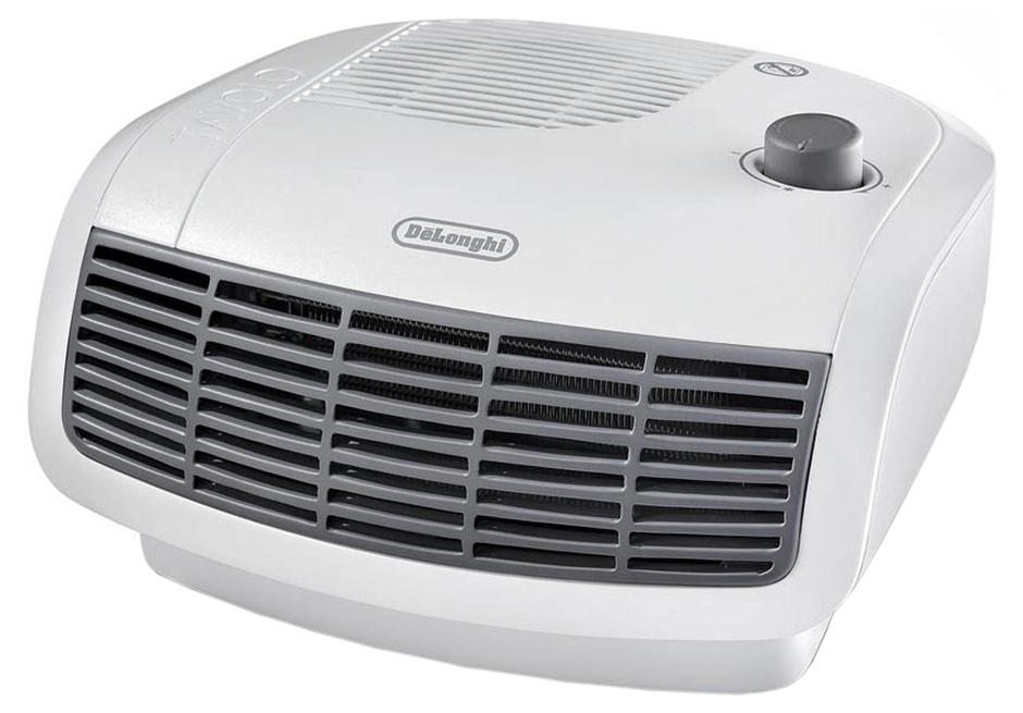 DeLonghi HTF 3020 - настольный тепловентилятор (White)
