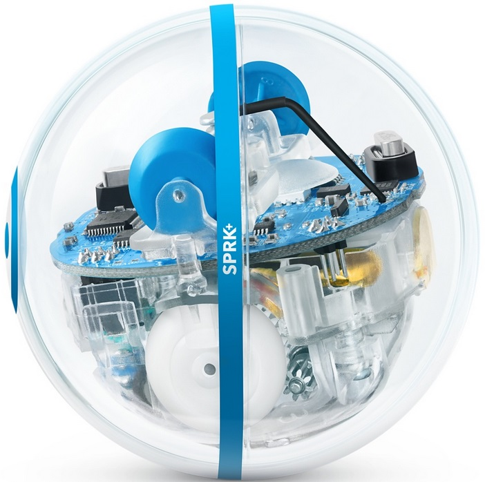 Sphero SPRK+ (K001ROW) - робот-шар (Transparent)