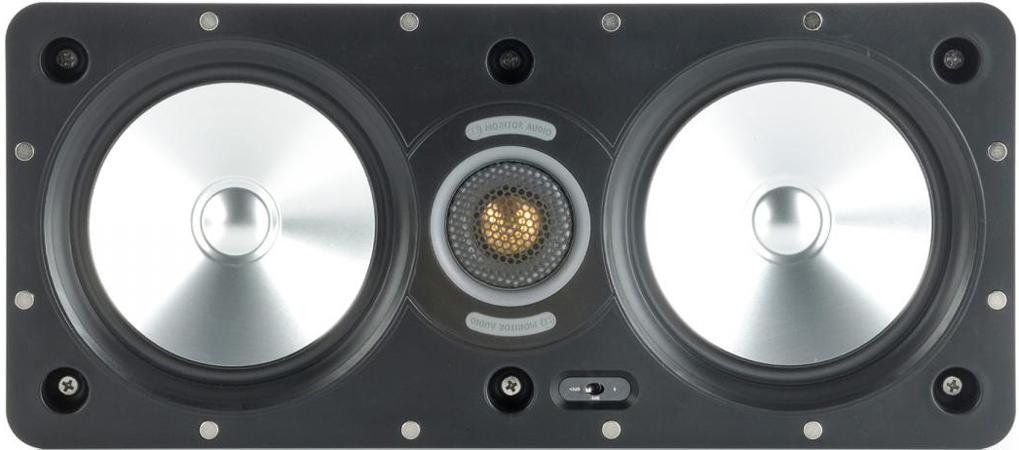 Monitor Audio WT250LCR - встраиваемая акустическая система (Black)