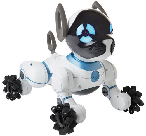 WowWee CHiP - робот-собака (White)