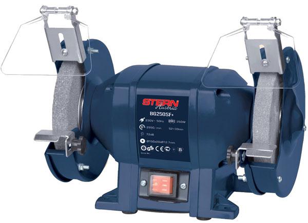 Stern BG250SF+ - cтанок заточный (Blue)