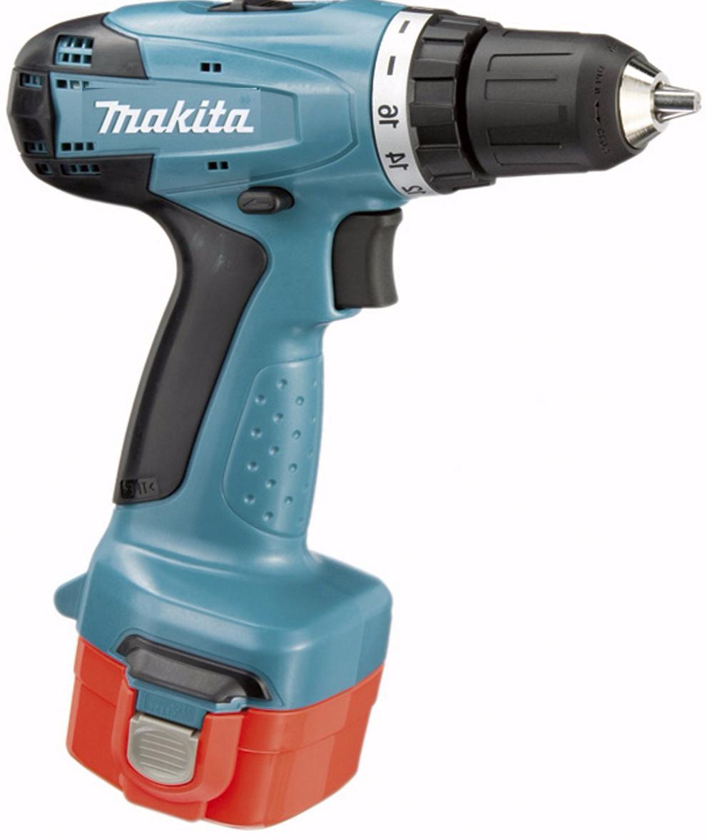 Makita 6271DWAE - дрель-шуруповерт аккумуляторная (Blue)