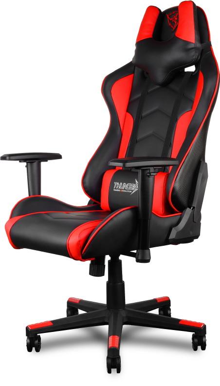 ThunderX3 TGC22 (TX3-22BR) - игровое кресло (Red/Black)