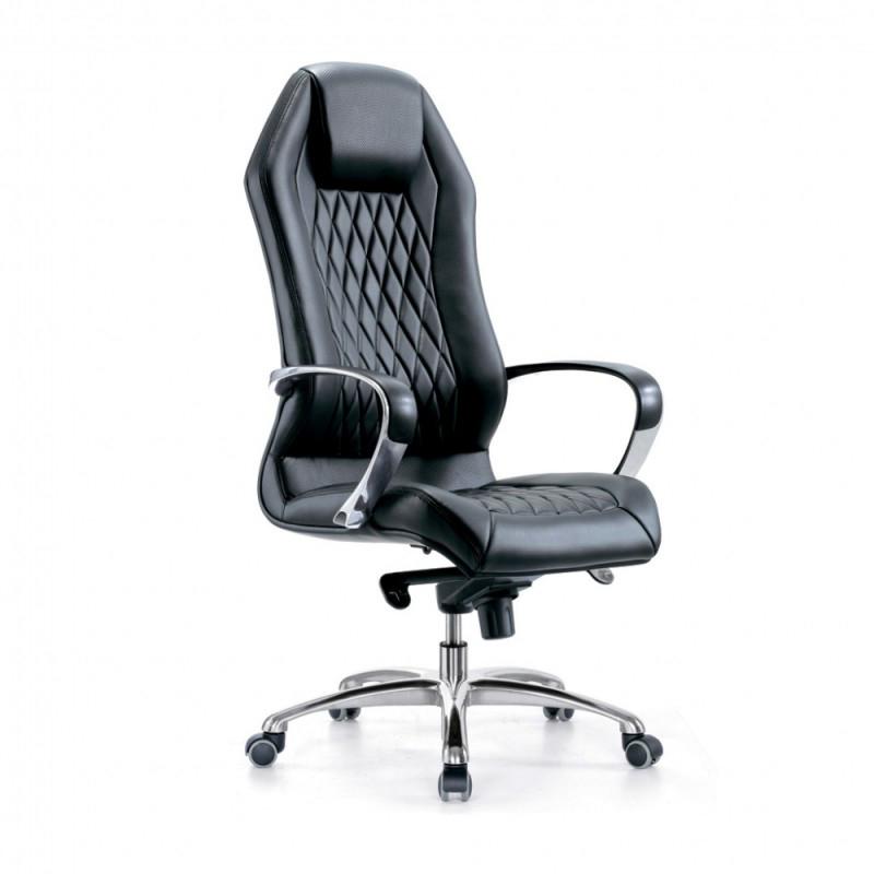 Бюрократ Aura - кресло руководителя (Black)