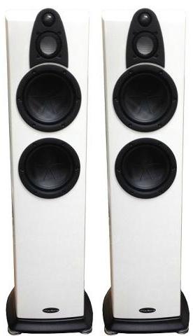 Wharfedale Jade 5 - напольная акустическая система (Piano White)