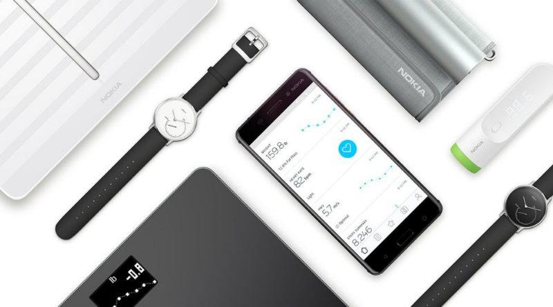 Умные часы Nokia Steel 70286003 (Black)