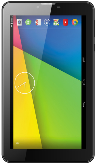 Планшет Supra M728G 7 3G 4Gb (Black)Планшеты на Android<br>Планшет<br>